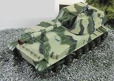 Fabbri 1:72 self-propelled 2S3 Akatsia & mag №80 series Russian tanks