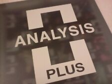 Analysis Plus Theater 4 Wire Chocolate Speaker Cables