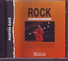 MARVIN GAYE live (CD)  (les genies du rock editions atlas)