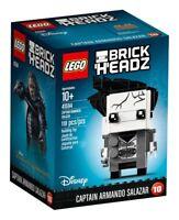 Lego Brickheadz 41594 Pirates Of The Caribbean Captain Armando Salazar