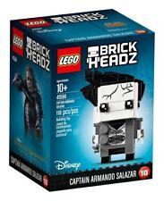 LEGO brickheadz 41594 Piratas Del Caribe Capitán ARMANDO Salazar