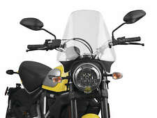 National Cycle - N25000 - Street Shield for 7/8-1in. Handlebars, 17in. - Clear