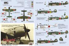 Rising Decals 72085 1/72 Hayate Japanese Army Fighter Ki-84  (6)