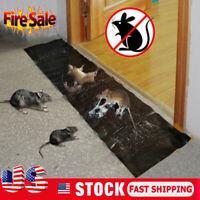 Large Size Mice Mouse Rodent Glue Traps Board Super Sticky Rat Snake Bugs Safe