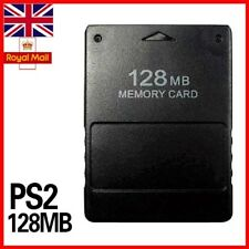 128MB PS2 Storage Memory Card Save Game Data Stick Module For All Playstation 2