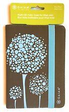 """NEW"" Mini iPad Case, GAIAM Folio Case, Dotty Tree"