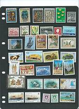 Worldwide MNH stamps CV $48.95 - cheap!