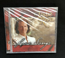Andre Rieu Love Songs Audio CD - Brand New in Sealed Package 2006