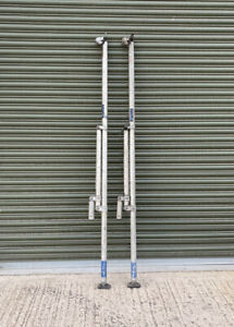 2 X Boss Youngman Scaffold Tower Stabilisers Outriggers SP7
