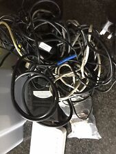 Job Lot of vintage computers, monitors, Laptops cables etc! spares