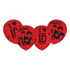 """ONE DIRECTION 11"""" LATEX BALLOONS"""