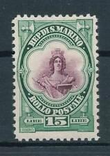 251168) San Marino Nr.161** nat. Symbole