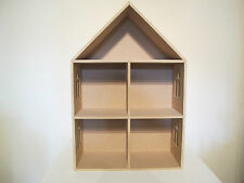Dolls House Shape Shelf Quality