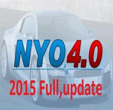 NYO 4.0 full airbag, dashboard, car radio calculator