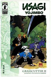 Usagi Yojimbo (1996) #41 NM 9.4