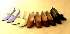 Chaussures pour Tonner Evangeline épouvantable ou modèle américain poupées 62x18mm