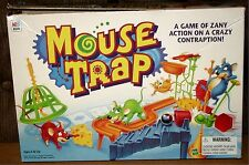 MOUSE TRAP - VINTAGE MB 1999 EDITION w/ BOX - #4657 - GAME