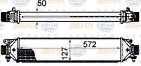 8ml 376 899-131 HELLA Refroidisseur compresseur