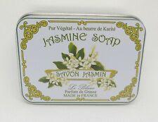 Le Blanc Jasmine Soap in a Tin 100g
