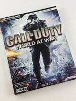 Call of Duty: World At War Strategy Guide | PS3, Xbox 360, Nintendo DS & PC