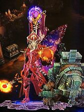 DIABLO 3 MODDED 2.4.3 WIZARD SET GRIFT 150 NEVER DIE XBOX ONE + WING AND PET