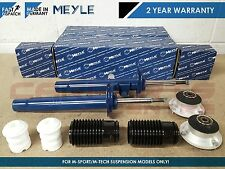 FOR BMW 318 320 325 328 330 330 D CI MSPORT FRONT SHOCK ABSORBER MOUNT DUST KIT
