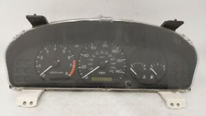 1998-1999 Mazda 626 Speedometer Instrument Cluster Gauges 65697