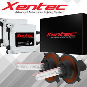 9005 9006 6000K HID XENON KIT Headlight Conversion Slim Ballast H1 H3 H7 H8 H11