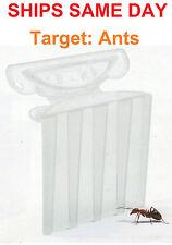 ANT BAIT STATION ( x 5 ) Refillable Container - Gel Liquid Granular Baits