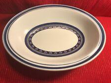 Royal Doulton China Tangier LS1005 Pattern Oval Vegetable Bowl