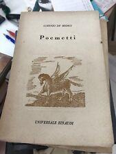 LORENZO DE' MEDICI - POEMETTI A CURA DI E. CECCHI - EINAUDI - 1943