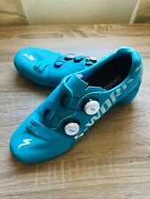 Specialized S-Works 7 Carbon Road Shoes 46 EU / 12.25US / Nice Blue
