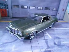 FORD Gran Torino GRANTORINO COUPE 1974 GREEN VERDE MET v8 Greenlight SP 1:18