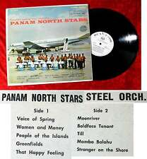 LP Panam North Stars - Trinidad´s Leading Steel Orchestra (RCA Living Stereo)