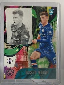MASON MOUNT RC 2019-20 Panini Chronicles PITCH KINGS ROOKIE CARD Chelsea FC