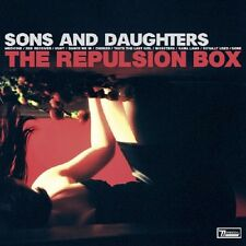 The Repulsion Box by Sons and Daughters (CD, Jun-2005, Domino) Rare CD