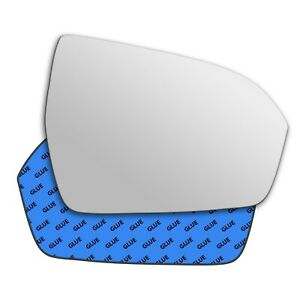 Right wing adhesive mirror glass for Lincoln MKC 2015-2019 868RS
