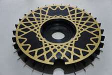 RS Black bbsturbofans 1825004GC Bremsenlüfter Turbolüfter Lüfterr