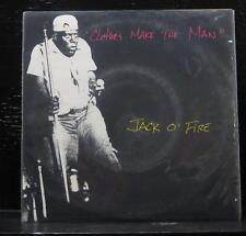 """Jack O'Fire - Clothes Make The Man Mint- 7"""" Vinyl 33 USA 1993 Estrus ES743"""