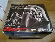 NEW FACTORY SEALED Star Wars The Black Series Kylo Ren Voice Changer Helmet