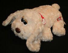 "Pound Puppy Super Soft Plush Dog 10 1/2"" Rescue Pet Pup Beige"