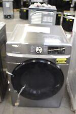 "Samsung Dve45R6100P 27"" Platinum Front Load Electric Dryer Nob #112169"