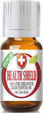 Healing Solutions Health Shield Therapeutic Grade Essential Oil - 10 ml [HB-A-H]