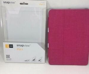 Case Logic - FSI-1095 - Snapview Folio For iPad Air Phlox Cover