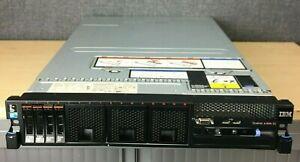 IBM X3690 X5, 2 x XEON X7560, 48GB RAM, 4 x 900GB HDD,