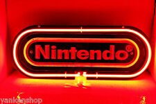 "SB130 Nintendo TV Games Shop Home Display Decor Neon Light 3D Sign 12""x5"" gift"