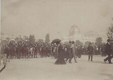 Exposition universelle de Paris 1900 Photo Amateur Vintage