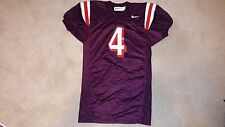DeAngelo Hall Virginia Tech Hokies 2002 Team Issued Throwback Jersey #4
