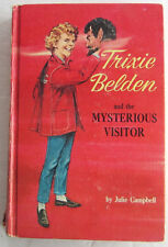 Trixie Belden #4 MYSTERIOUS VISITOR Julie Campbell Deluxe Edition
