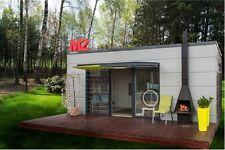 Modulhäuser aus Polen. Energieeffizienz KfW 40, Uw - 0,22 W/m² K